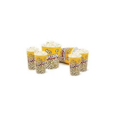 Set preparato pop corn