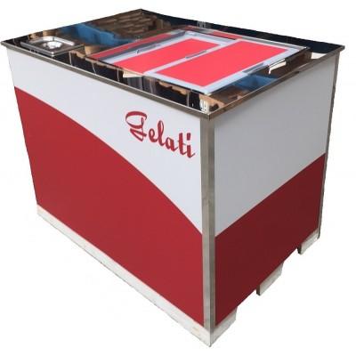 carretto gelato vintage