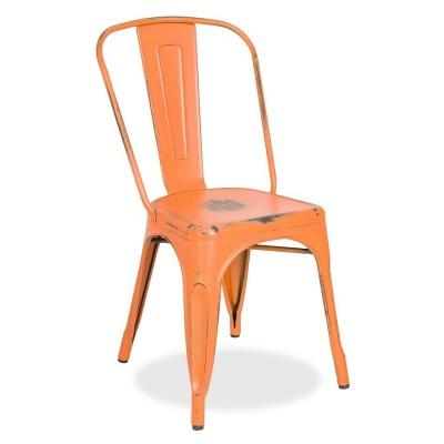 Sedia Tolix Arancio