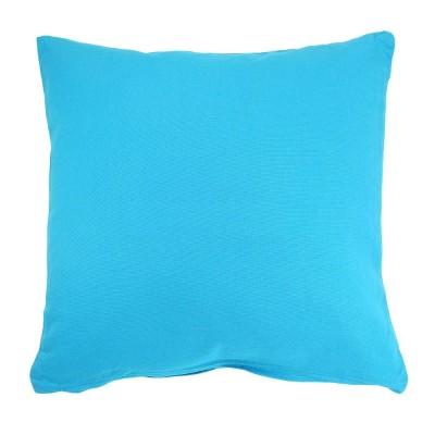 Cuscino azzurro