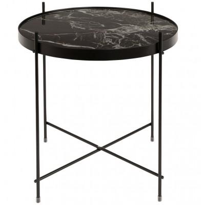 Tavolino Marmo Nero