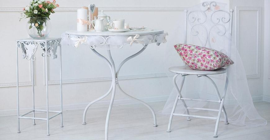 Noleggio tavoli e sedie